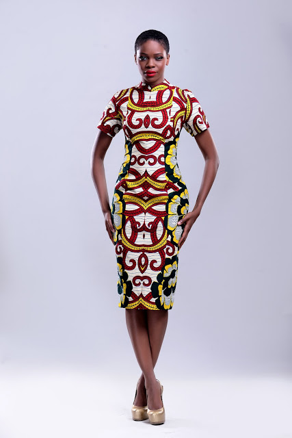 African clothing is the traditional clothing , often vibrantly